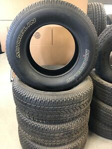 275 65 18 Michelin Primacy Xc New Take Off Set Of Four Oe Tire Ford F150