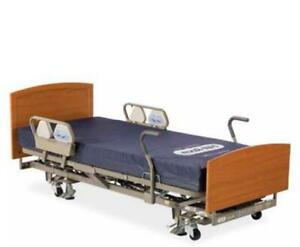 Stryker Secure Ii 3002 Full Electric Hospital Bed chicago Medical Bed