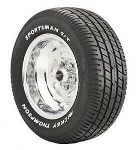 235 60 15 Mickey Thompson Sportsman S T Radial Dot Pro Street Tire Mt 6026 Ta
