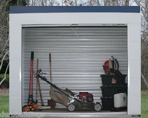 Duro Storage Kit 10x15x8 5 Metal Prefab Portable Steel Building Structure Direct