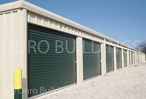 Duro Steel Prefab Mini Self Storage 50x120x8 5 Metal Building Structures Direct