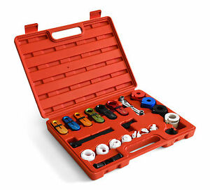 Master A c And Fuel Line Disconnect Tool Set Ford Gm American