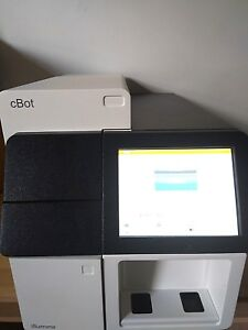 Illumina Cbot Dna Amplification Sequencer Cluster Generation