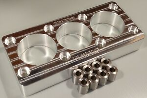 Torque Plate For Ez30 Subaru H6 Engine 91mm Max Bore By Deeworks