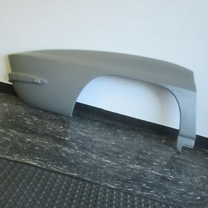 1965 1966 Corvette Rh Rear Quarter Panel Fender Gray Gm 3797020 New 65 66