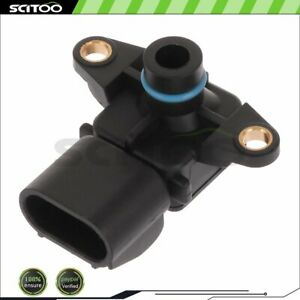 Manifold Pressure Map Sensor For Flex Fwd A T 01 03 Dodge Grand Caravan Su3239