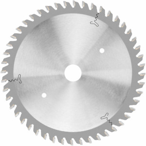 Dewalt Dw5258 6 1 2 X 48 Tooth Precision Ground Woodworking Blade For Track Saw