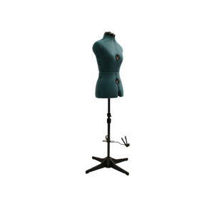 Female Adjustable Sewing Dress Form Medium large Size W Adjustable Stand