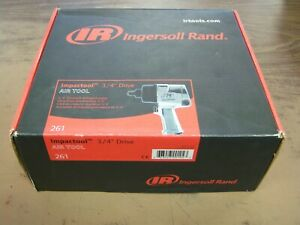 Ingersoll Rand 261 Series 3 4 Pneumatic Impact Wrench