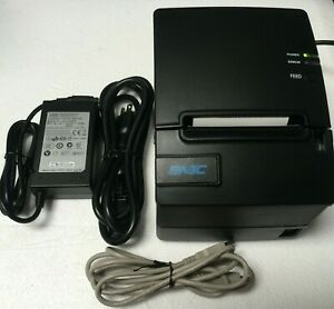 Snbc Btp r180ii Thermal Pos Printer Usb serial Ethernet Never Used