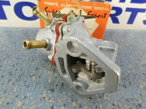 Fiat Strada Fuel Pump New For Carburetted Cars 1979 1982