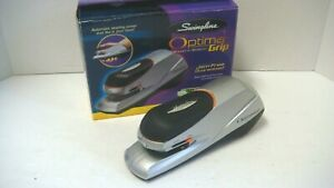 Nib Swingline Optima Grip Electric Stapler Jam Free Effortless 48207