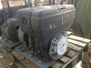 Hatz 1b20 Diesel Engine Water Pump