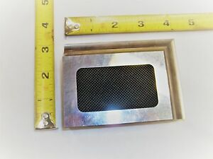 Square Beveled Edge Hi Precision 4 1 16 X 2 31 32 X 63 64 For Surface Plate