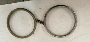 1928 1929 Ford Model A Headlight Ring Set A13043bs