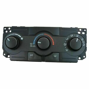 06 10 A C Heater Climate Control Unit For Dodge Charger Magnum Chrysler 300 Oem
