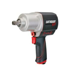 Earthquake Xt 1 2 Inch Composite Xtreme Torque Air Impact Wrench Automotive Tool