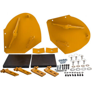 Snowplow Wing 20 Width Extension Kit For Pw22 Pro Wings