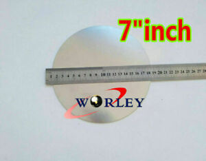 7 Inch 175 180mm Aluminum Disc Circle Blank Plate Flat Sheet Round 2mm Thick