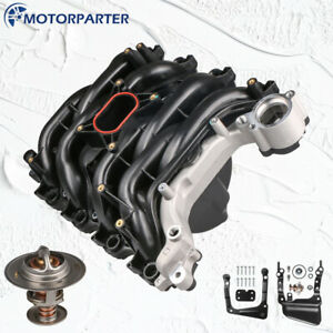 Intake Manifold Set For Ford Explorer Ford Mustang Mercury Grand Marquis V8 4 6l