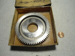 Gear Shaper Cutter