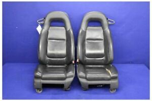 2003 2004 2005 2006 Chevrolet Ssr Truck Leather Sports Bucket Seats Oem