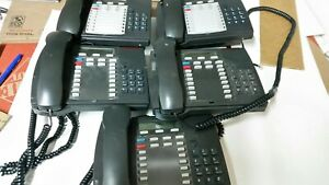 Mitel Phone 4025 Excellent Cond Lot Of 5 Large Quantities Avail 9132 025 200