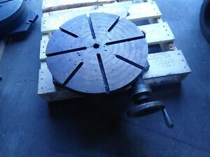 Troyke 18 Rotary Table