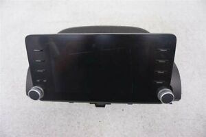 18 19 Honda Accord Center Dashboard Display Screen 39710 tva a1