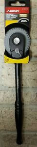 Husky 3 8 In Drive 100 Position Low Profile Long Handle Ratchet