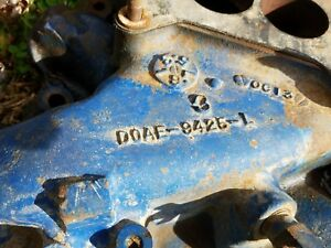 Ford 351 Cleveland Intake Manifold D0ae 9425 L 70 Mustang Torino Cougar 71