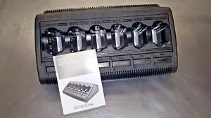 Motorola Impres Adaptive Multi Unit Charger Wpln4108br New In Box Free Shipping