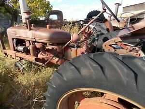 Farmall C Antique Tractor