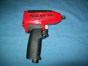 Snap On 3 8 Drive Super Duty Magnesium Air Impact Wrench Mg325 Exc
