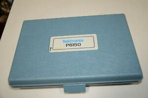 Tektronix P6150 Rf Test Cable Voltage Test Probe Tips