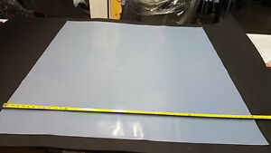 Silicone Rubber Sheet Translucent 1 32 Thk X 47 wide X 48 Long