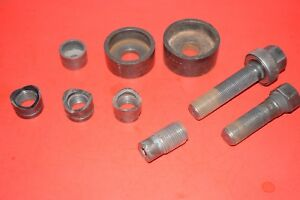 Greenlee 3 4 Conduit Knockout Punch 1 2 1 1 4 1 1 2 Dies Draw Bolt Studs