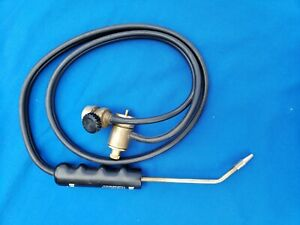 Bernzomatic 5500 Ox Brazing cutting welding Torch W hoses fittings