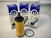 3 Pack Mopar Engine Oil Filter 68191349ac 2014 2018 Dodge 3 6 Liter