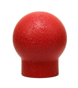 Shift Solutions Wrinkle Red 230 Grams Weighted Shift Knob 12x1 25mm Shifter Wrx