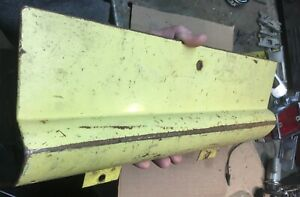 Ford Truck 1958 59 60 F100 Glove Box Door F250