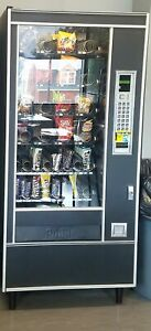 Automatic Products 6600 Snack Candy Vending Machine