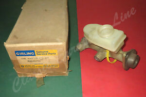 Ford Fiesta Mk1 Girling Brake Master Cylinder 74966552 74660186 Nos