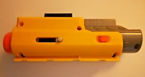 Nerf N-Strike Red Laser Dot Tactical Light Attachment Sight Scope Yellow Recon $11.27