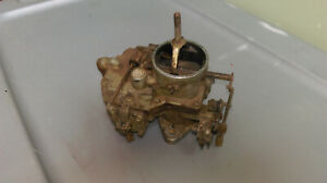 1963 Ford Autolite 1100 1v Carburetor