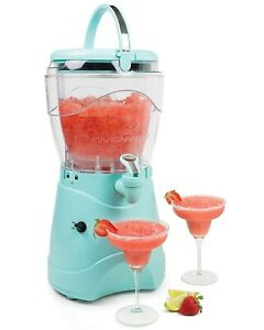 Summer Party Frozen Ice Drinks Family Fun Blend Maker Margarita Slush Machine