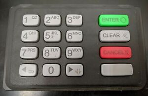 Refurbished Nautilus Hyosung Atm Machine Keypad 6000k 6 Month Warranty