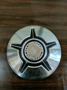 Vintage Ford 10 1 2 Dog Dish Hubcap Single 1960s Mustang
