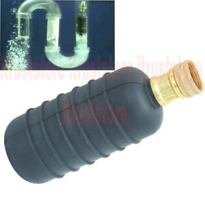 4 In To 6 In Plumbing Line Pipe Drain Cleaner Cleaning Tool