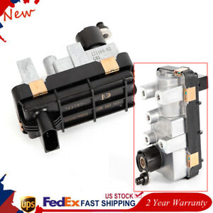Turbo Electric Actuator For 2007 2010 Jeep Grand Cherokee 4 Door 3 0l 6nw009543